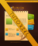 Web 2.0 Blog Layout Tutorial