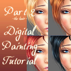 Digital Painting Tut - Part 2 by Seiorai
