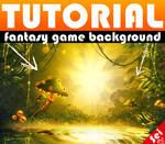 TUTORIAL - Fantasy Game Background
