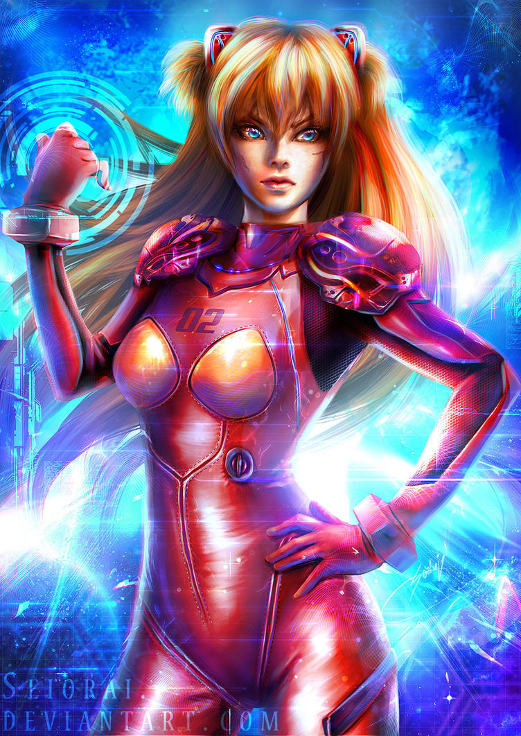 Asuka Ex Machina by Seiorai