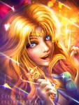 Sailor Venus Selfie by Seiorai