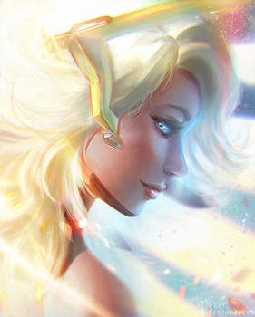 Mercy by Seiorai