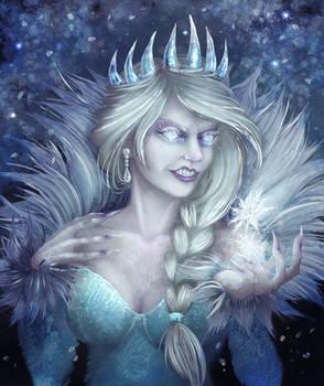 Villain Elsa