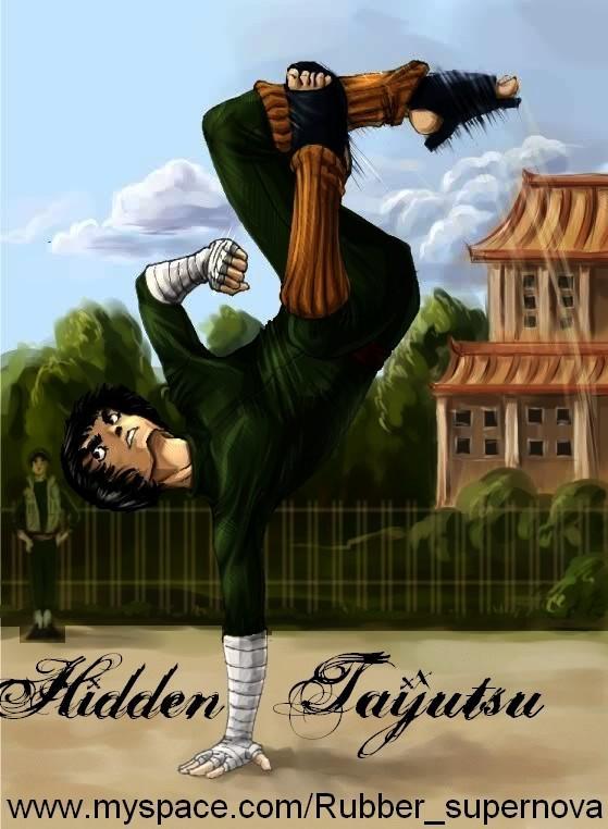 Hidden Taijutsu Rock Lee By Hidden-Taijutsu On DeviantArt
