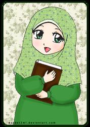 Light of hijab 2 by wardet2ml