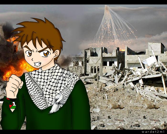 GAZA by wardet2ml