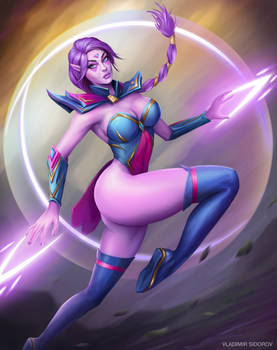 Templar Assassin Dota 2