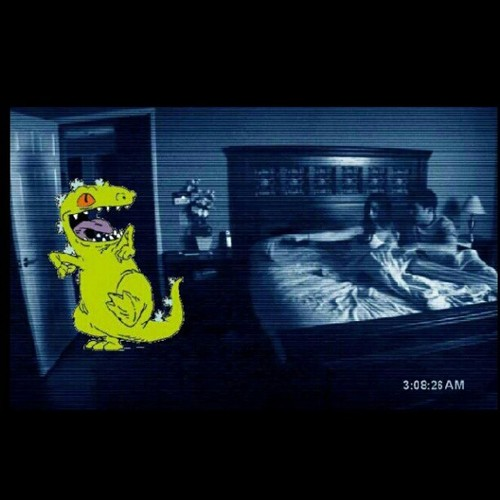 PARANORMAL ACTIVITY: REPTAR VERSION by TempestPataki