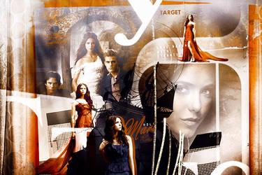The Vampire Diaries by kolaland