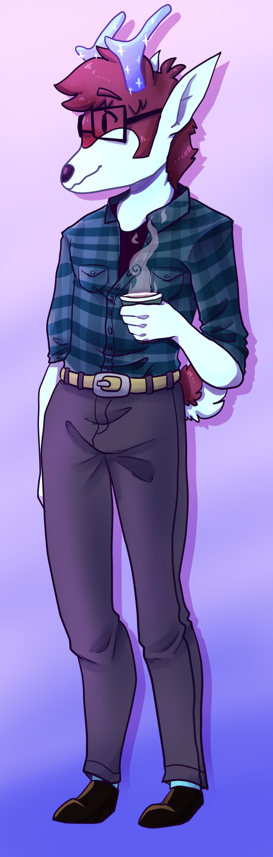 Soft Boi [FA] by TheWolfDrake