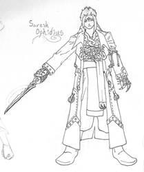 Saresh Ophidius Concept