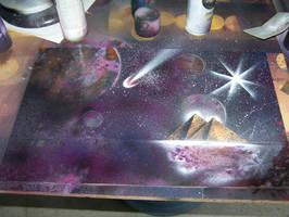 spray space by holic37