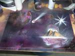 spray space