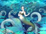 Underwater Fantasy by Cutie-Banana