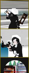 Spy Vs Spy: Sniper by XryKnight