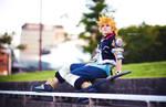 Ventus | Kingdom Hearts Birth by Sleep