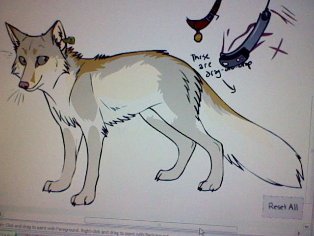 Fursona Design -fox maker by infinitize on DeviantArt