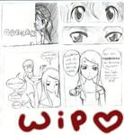 Comic WIP