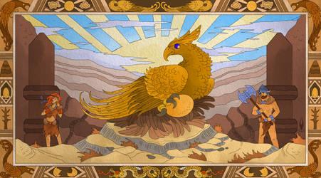 Thunderbird the Hen