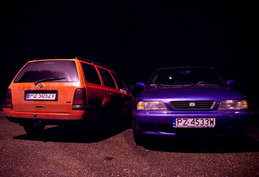 VW and Suzuki 2