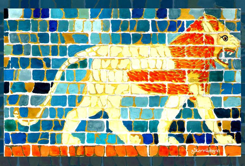 my babylonian-babillim by gigimo