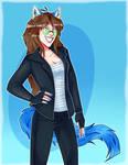 im a furry artist now by Chandler666Bing