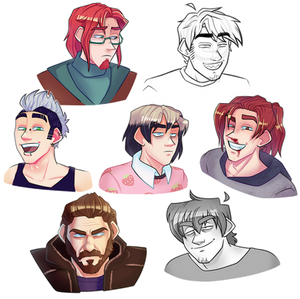 commissions: round one!