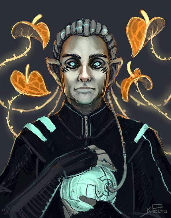: Tritium Anthurium :