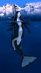 Huntress Mermaid