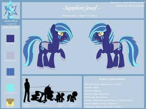 Sapphire Jewel