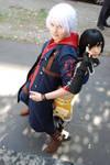 Nero and Yuffie