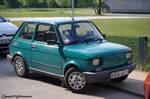 Polski Fiat 126p by Ignas357