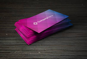 Free Corporate Business Card 1 by Pixeden