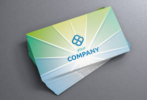 Free Corporate Business Card 3 by Pixeden