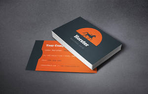 Free Industrial Business Card by Pixeden