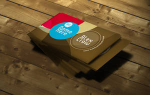 Free Creative Business Card v2 by Pixeden