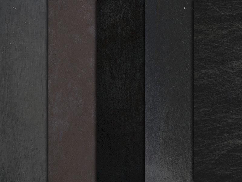 Minimalist Dark Textures Pack by Pixeden