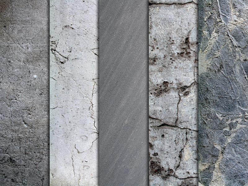 Concrete Textures Pack 1 by Pixeden