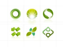 Free Environment Logos by Pixeden