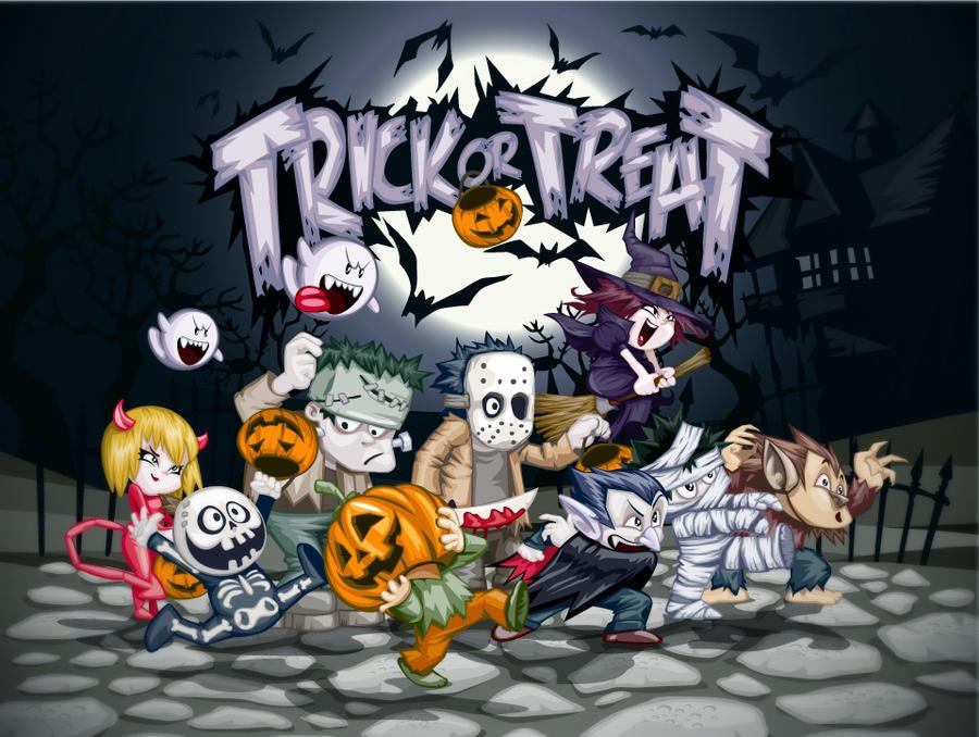 Free Halloween Vector Art Pack by Pixeden