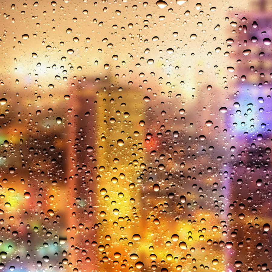 Free Psd Water Drops Background Texture
