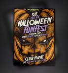 Free Pumpkin Halloween Flyer Template