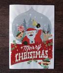 Free Christmas Card Invitation Template