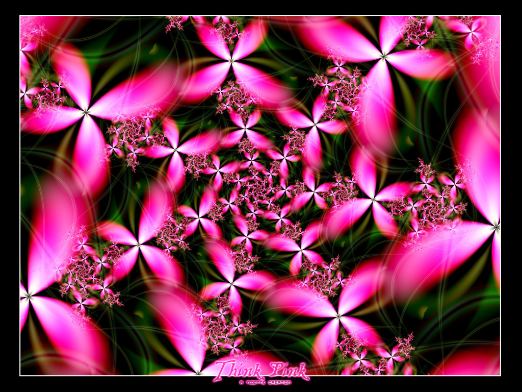 Think Pink by Tizette-Creations
