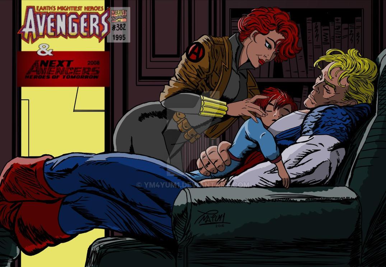 Black Widow And Natasha Romanoff Avengers And Etc Drawn