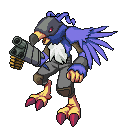 Penguinmon Mega by KajiAtsui
