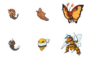 Midnitez-REMIX's Season Bugs Spirtes by KajiAtsui