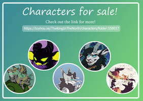 Selling Chars!!