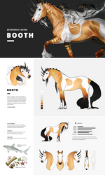 booth by alimarije
