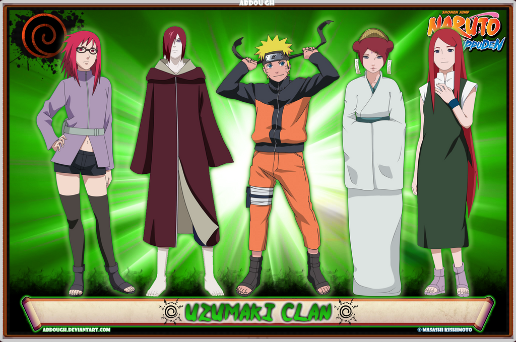 Uzumaki Clan Uzumaki Clan By...